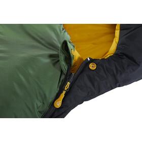 Nordisk Gormsson -2° Curve Saco de Dormir L, negro/verde